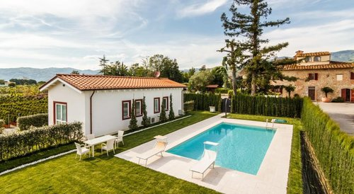 Elegant house wit garden and outdoor pool - Pistoia