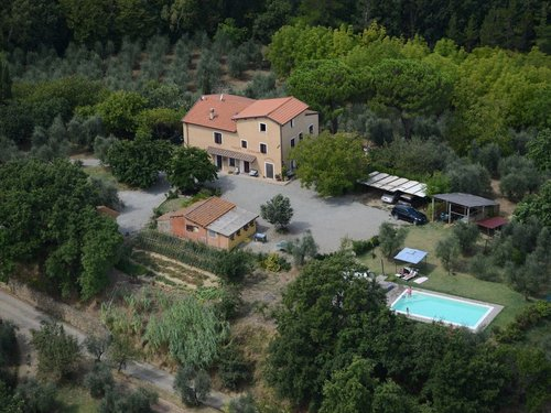 Romantic Cottage on the outskirts of Pisa - Terricciola