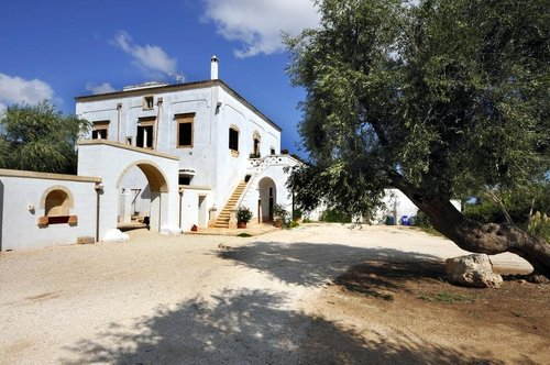 Farmhouse in the countryside of Ostuni - Ostuni