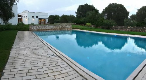 Accommodation In the green heart of Salento