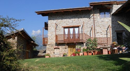 Arrive here as guests, leave as friends in the Val Pellice - Villar Pellice