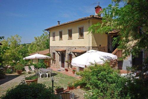 Accommodation Farmhouse in Chianti region