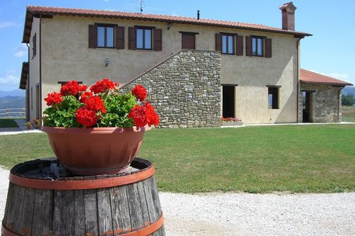 In the nature of the Umbrian hills, 7 km from Gubbio - Gubbio