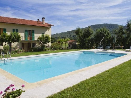An oasis of peace with swimming pool in Tuscany - Castiglion Fiorentino
