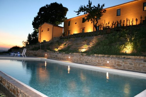 Accommodation Panoramic Apartments in ancient rural villa, relax