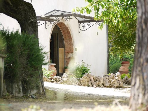 Accommodation Farmhouse in the heart of Chianti