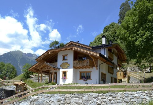 A stone's throw from Pinzolo, surrounded by greenery and relaxation - Giustino