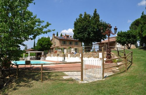 Farmhouse with private pool - Gambassi Terme