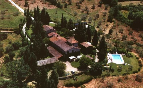 Charming house with garden and pool - Greve in Chianti