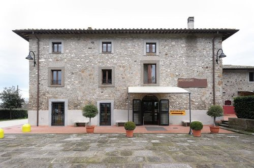 Old inn in 1600 only 5 km from the center of Viterbo - Viterbo