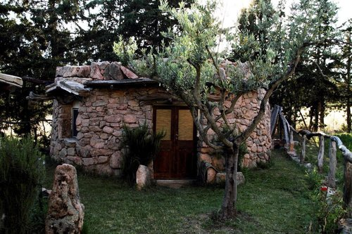 Accommodation Farm 8 km from the beaches of Sardinia Arbatax