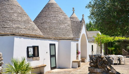 Farmhouse with typical Puglia cuisine - Noci