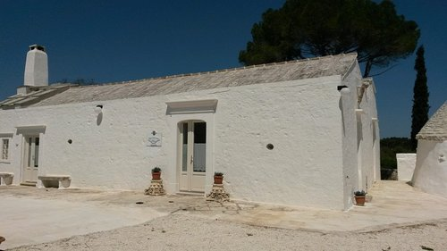 Farmhouse in the heart of Itria Valley - Martina Franca