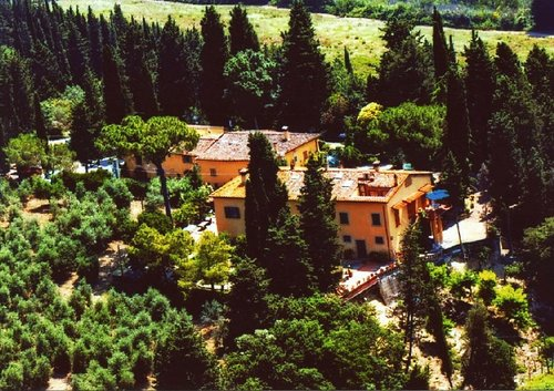 Accommodation Agritourism in the heart of Tuscany