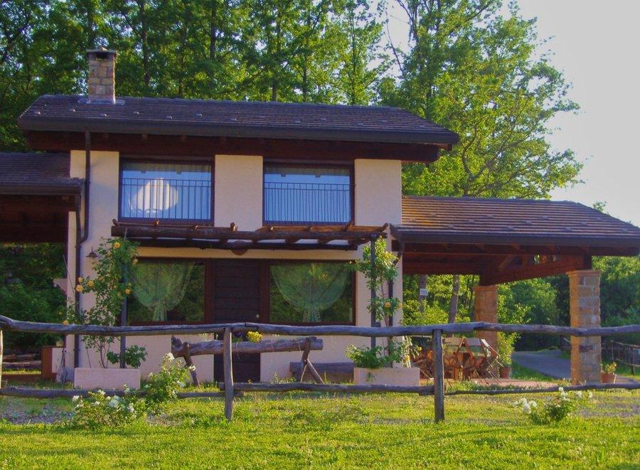 Agriturismo funghi e fate a albareto parma emilia for Piani di casa rustici con soppalco