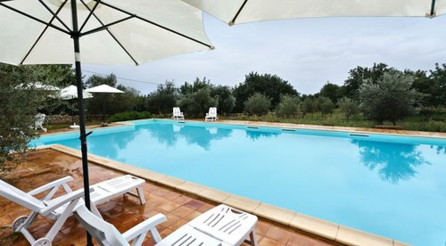 Farmhouse immersed in nature with swimming pool - Noto