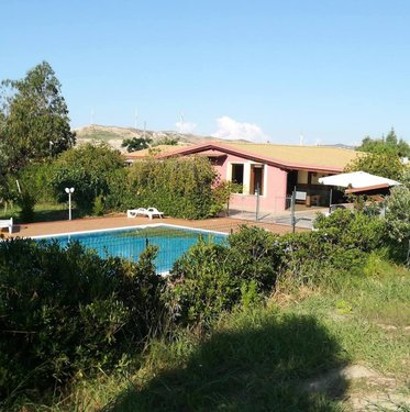 Farmhouse with panoramic view on the Calabrian seaside - Soveria Simeri