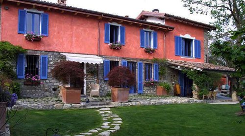 Comfortable farmhouse on the Oltrepò hills - Fortunago