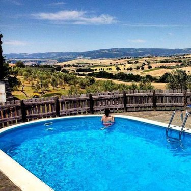 Relaxing farmhouse among the Tuscan hills - Cinigiano