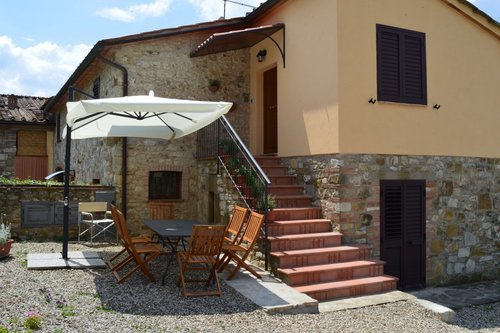 Farmhouse with pool in Castellina in Chianti - Castellina in Chianti