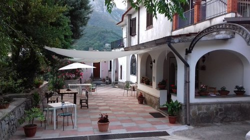 Accommodation Farm holiday on the Amalfi Coast for cultural tour