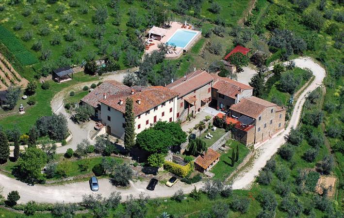 Agriturismo La Gioconda a Vinci - Anchiano (Firenze) - Toscana