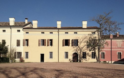 Vintage residence just steps from Mantua - Castellucchio