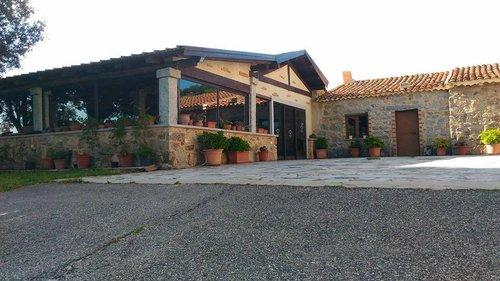 Accommodation farmhouse in the heart of Sardinia