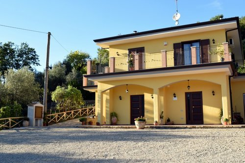 Accommodation Agriturismo in Cilento - Relax and Nature