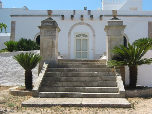 Beautiful and noble farm of 1700 - Ostuni