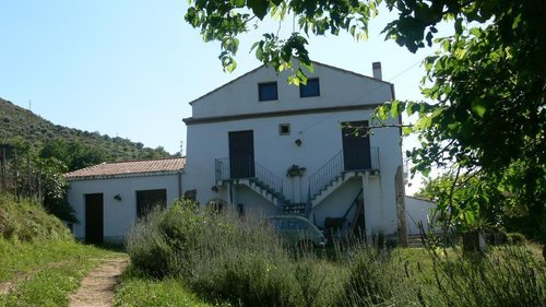 Farmhouse in the countryside with beautiful sea views - Sant'Agata di Militello