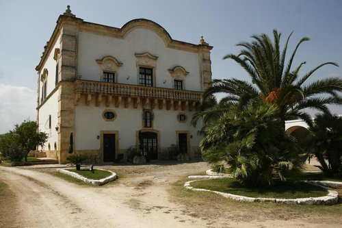 Apulian historic farm for stays near the sea - Fasano