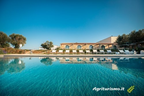 Luxury farmhouse in Salento with organic cuisine - Caprarica di Lecce