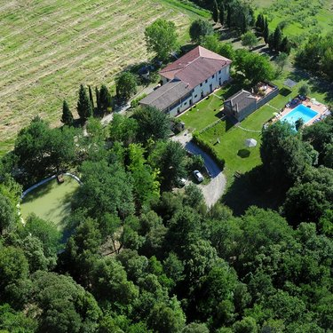 Farmhouse in Tuscany with Pool and Restaurant - Barberino Val d'Elsa