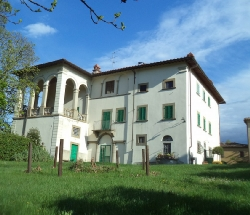 Historic charming mansion with pool - Arezzo