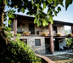 Farmhouse with pool - 4 doubles - Internet wifi - Villa Collemandina