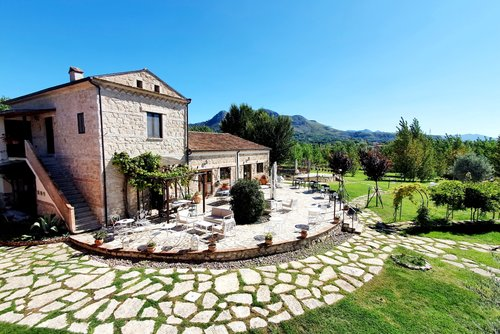 Delightful farmhouse in a peaceful green oasis of peace. - Cassino