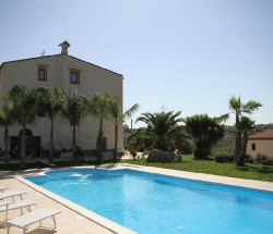 Agrigento estate with swimming pool and private parking - Ribera