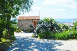 Farmhouse in the hills of Sorrento, panoramic position - Piano di Sorrento