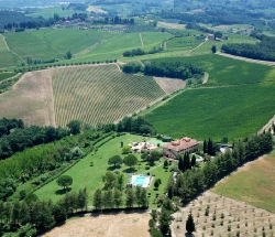 Agriturismo Colleverde, apartments in the heart of Tuscany - Terricciola