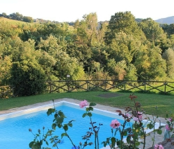 Ancient Farmhouse in the Umbrian countryside with swimming pool - Perugia