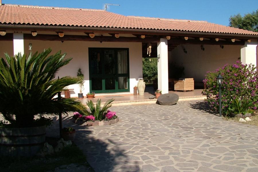 Villa Degli Ulivi San Vero Milis