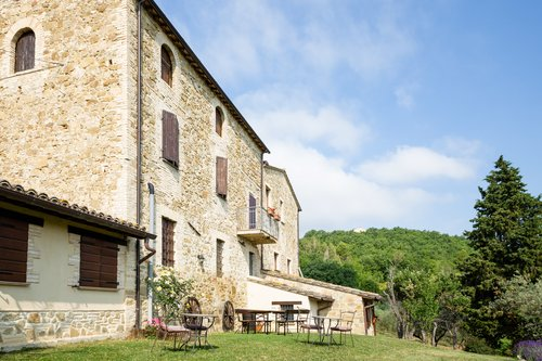 Charming winery accommodation near Assisi and Spello - Cannara