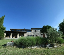 Farmhouse with swimming pool and stunning views - Spoleto