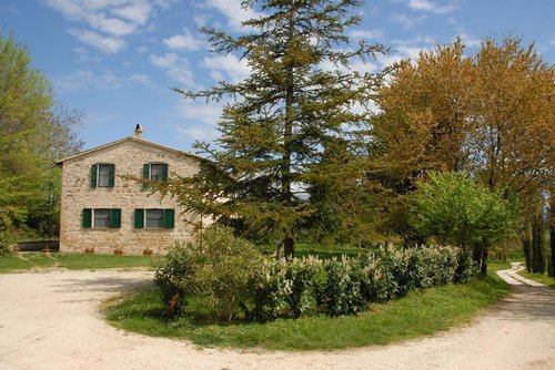 Ancient Umbrian farmhouse with pool and large apartments - Bevagna