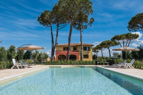 Peace and relaxation in the countryside of Val di Cornia - Piombino