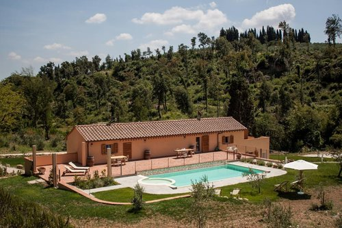 Cottage with swimming pool along the Etruscan Coast - Collesalvetti