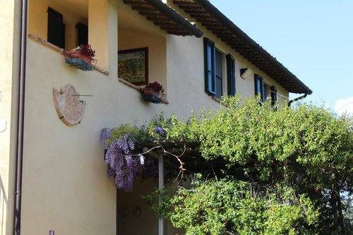 Farmhouse with four apartments in the green Umbria - Bevagna