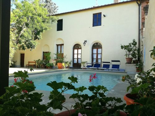 Farmhouse with pool and wifi, suitable for families and groups. - Barberino Val d'Elsa