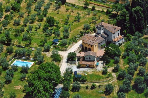 Accommodation with pool just a few kilometers from the center of Florence - Bagno a Ripoli